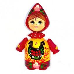 Куколка Деревянная